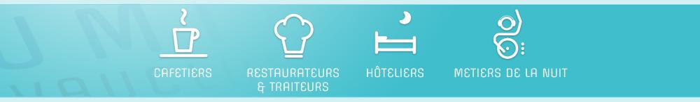 L'UMIH est l'organisation patronale des branches professionnelles : Cafetiers, Restaurateurs & Traiteurs, Hôteliers, Métiers de la nuit